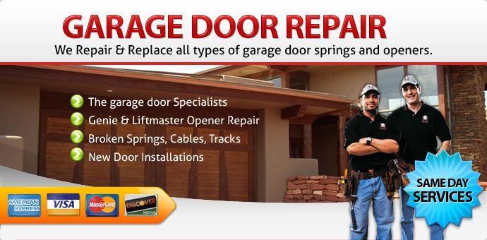 Garage door repair Temecula CA